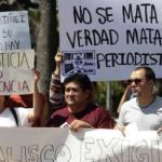 2013: 29 periodistas asesinados y 4 desaparecidos